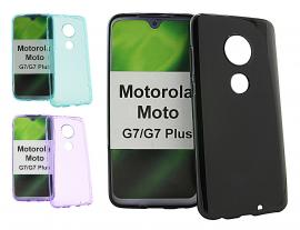 TPU-deksel for Motorola Moto G7 / Moto G7 Plus