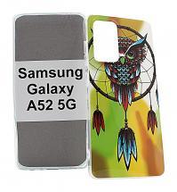 TPU Designdeksel Samsung Galaxy A52 5G (A525F / A526B)
