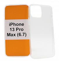 TPU Deksel iPhone 13 Pro Max (6.7)