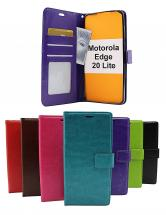 Crazy Horse Wallet Motorola Edge 20 Lite
