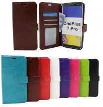 Crazy Horse Wallet OnePlus 7 Pro