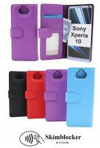 Skimblocker Lommebok-etui Sony Xperia 10