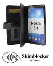 Skimblocker XL Wallet Nokia 5.4