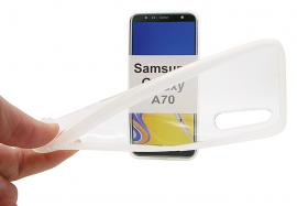 Ultra Thin TPU Deksel Samsung Galaxy A70 (A705F/DS)