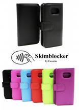 Skimblocker Lommebok-etui Samsung Galaxy S7 Edge (G935F)