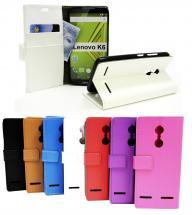 Standcase Wallet Lenovo K6