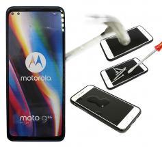 Full Frame Skjermbeskyttelse av glass Motorola Moto G 5G Plus