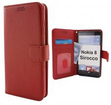 New Standcase Wallet Nokia 8 Sirocco