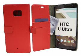 Standcase Wallet HTC U Ultra