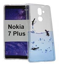 TPU Designdeksel Nokia 7 Plus