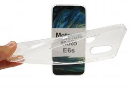 Ultra Thin TPU Deksel Motorola Moto E6s