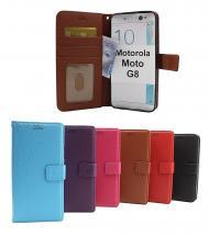 New Standcase Wallet Motorola Moto G8