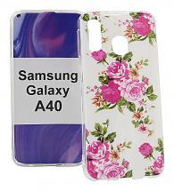 TPU Designdeksel Samsung Galaxy A40 (A405FN/DS)