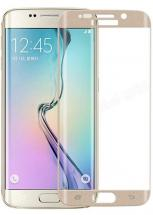 Full Screen Glassbeskyttelse Samsung Galaxy S6 Edge (SM-G925F)