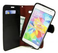 Crazy Magnet Wallet Samsung Galaxy Grand Prime VE (G530F)