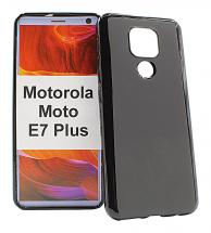 TPU-deksel for Motorola Moto E7 Plus