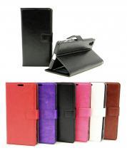 Crazy Horse Wallet Sony Xperia X (F5121)