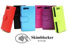 Skimblocker Lommebok-etui Sony Xperia X Compact (F5321)