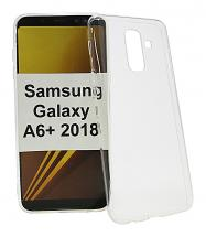 Ultra Thin TPU Deksel Samsung Galaxy A6+ / A6 Plus 2018 (A605FN/DS)