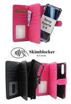 Skimblocker XL Magnet Wallet Sony Xperia 5 II (XQ-AS52)