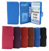 New Standcase Wallet Huawei P20 Lite (ANE-LX1)