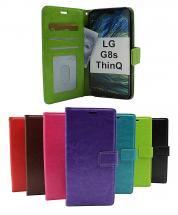 Crazy Horse Wallet LG G8s ThinQ (LMG810)