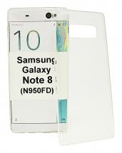 Ultra Thin TPU Deksel Samsung Galaxy Note 8 (N950FD)