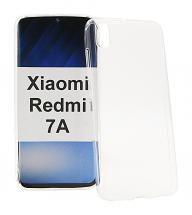 Ultra Thin TPU Deksel Xiaomi Redmi 7A
