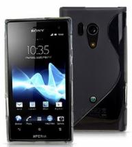 S-Line Deksel Sony Xperia Acro S (LT26w)