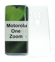 TPU-deksel for Motorola One Zoom