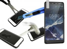 Skjermbeskyttelse av glass Nokia 5.1 Plus