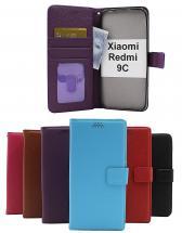 New Standcase Wallet Xiaomi Redmi 9C