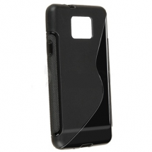 S-Line Deksel Samsung Galaxy S2 (i9100)