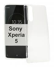 Ultra Thin TPU Deksel Sony Xperia 5