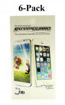 6-pakning Skjermbeskyttelse Huawei Honor 8
