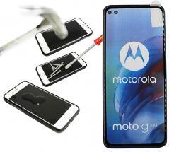 Full Frame Skjermbeskyttelse av glass Motorola Moto G100