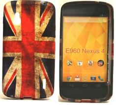 TPU Designcover till LG Google Nexus 4 (E960)