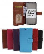 New Standcase Wallet Samsung Galaxy A52 5G (A525F / A526B)