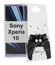 TPU Designdeksel Sony Xperia 10