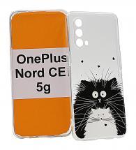 TPU Designdeksel OnePlus Nord CE 5G