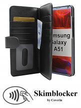 Skimblocker XL Wallet Samsung Galaxy A51 (A515F/DS)