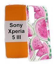 TPU Designdeksel Sony Xperia 5 III (XQ-BQ52)