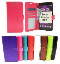 Crazy Horse Wallet Sony Xperia XZ2 (H8266)