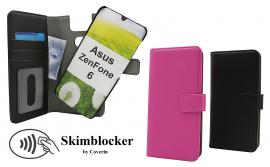Skimblocker Magnet Wallet Asus ZenFone 6 (ZS630KL)