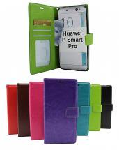 Crazy Horse Wallet Huawei P Smart Pro (STK-L21)
