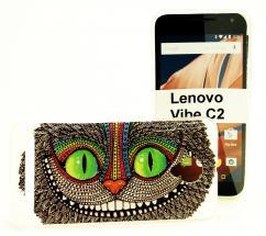 TPU Designdeksel Lenovo C2 Power
