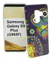 TPU Designdeksel Samsung Galaxy S9 Plus (G965F)