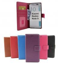 New Standcase Wallet Xiaomi Redmi Note 9