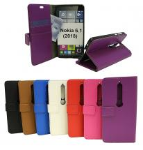 Standcase Wallet Nokia 6 (2018)