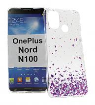TPU Designdeksel OnePlus Nord N100